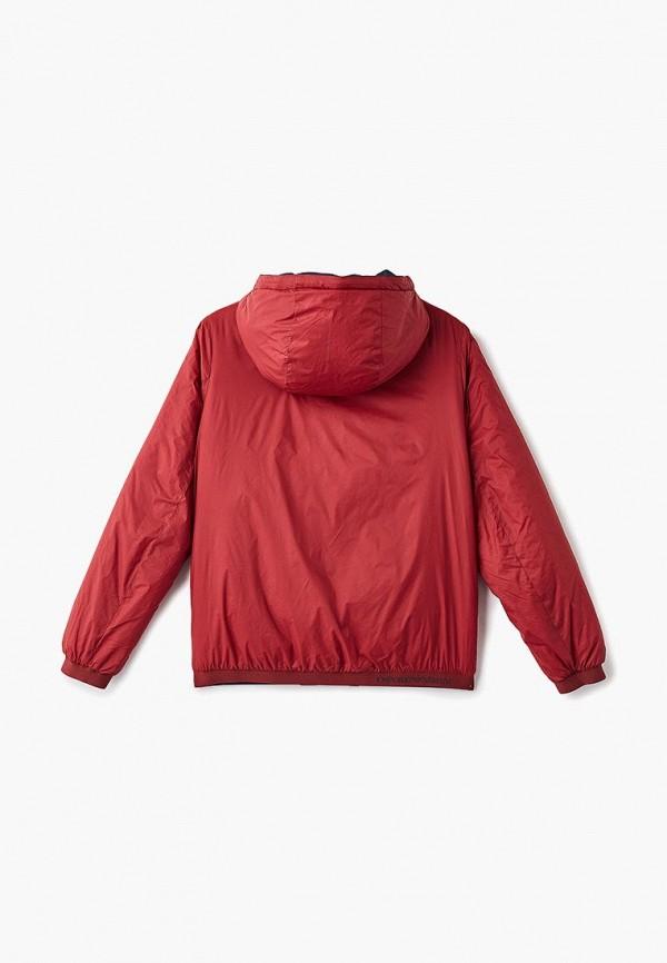 Куртка для мальчика утепленная Emporio Armani 6Z4B97 1NUNZ Фото 5