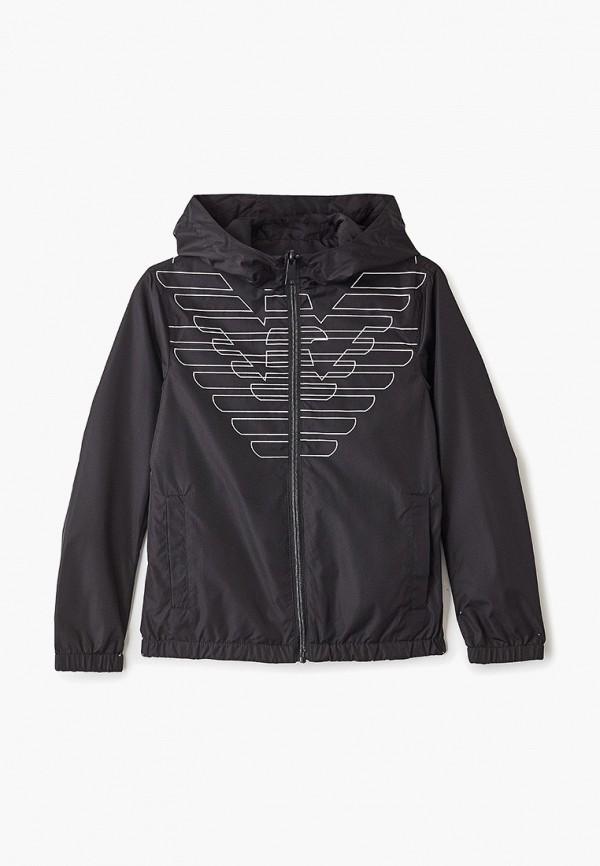 Купить Куртка Emporio Armani, em598ebdpni1, черный, Весна-лето 2019