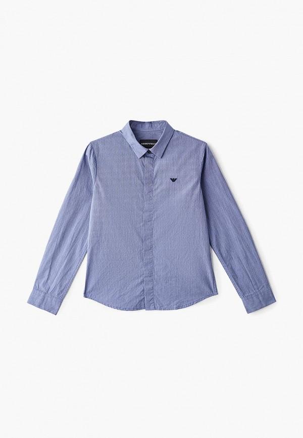 Рубашка Emporio Armani Emporio Armani EM598EBDPNJ6 цена 2017