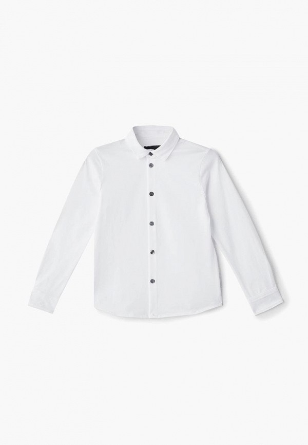Рубашка Emporio Armani Emporio Armani EM598EBDPNJ7 цена 2017