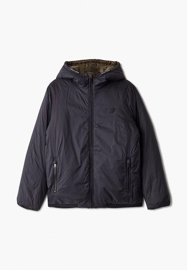 куртка emporio armani для мальчика, разноцветная