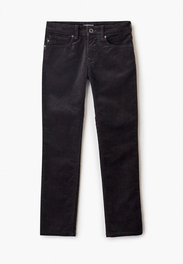 брюки emporio armani для мальчика, хаки