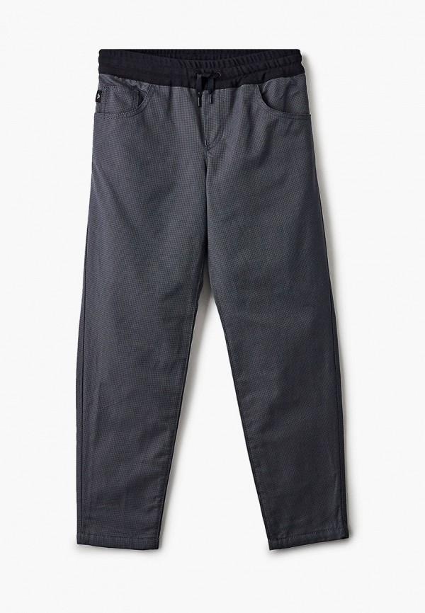 брюки emporio armani для мальчика, серые