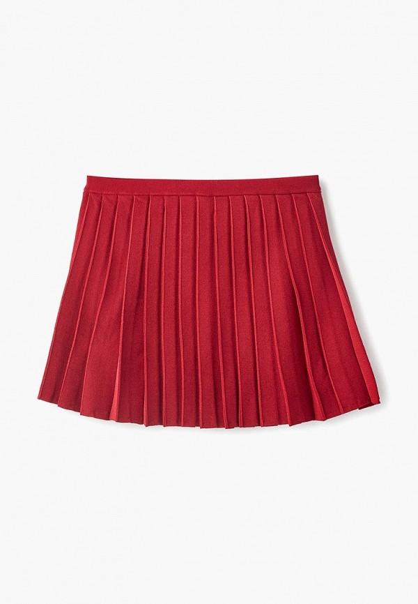 юбка emporio armani для девочки, красная
