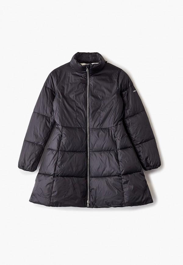 Фото - Куртку утепленная Emporio Armani синего цвета