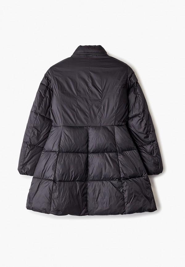 Фото 2 - Куртку утепленная Emporio Armani синего цвета