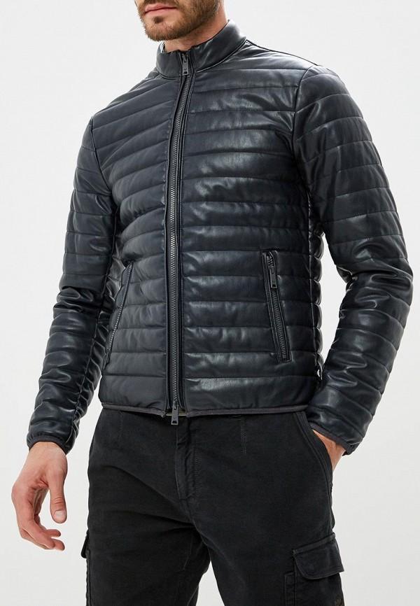 Куртка кожаная Emporio Armani 6z1b87 1EADZ