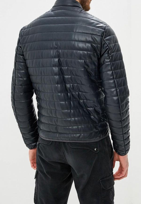 Куртка кожаная Emporio Armani 6z1b87 1EADZ Фото 3