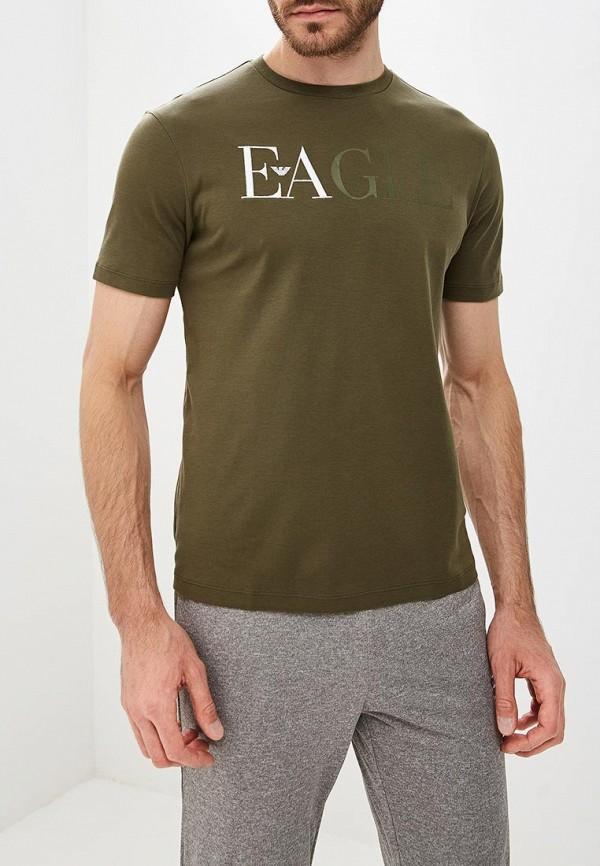 Футболка Emporio Armani Emporio Armani EM598EMBLMU0 футболка мужская emporio armani anh05 cc ea