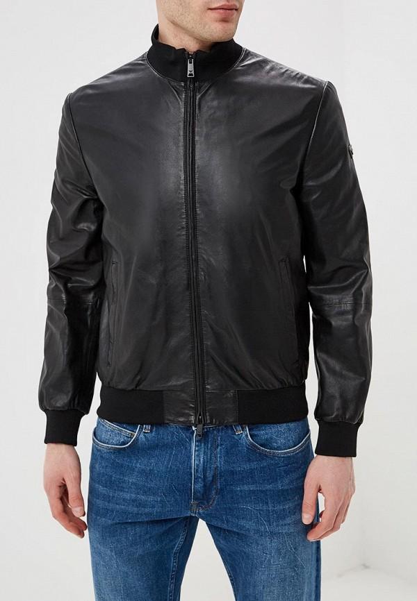 Куртка кожаная Emporio Armani Emporio Armani EM598EMDPXY1