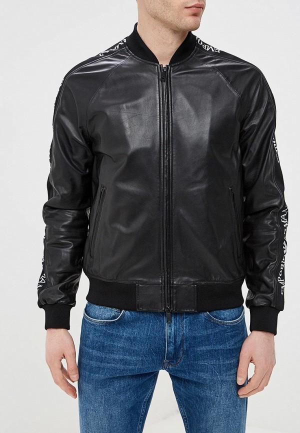 Куртка кожаная Emporio Armani Emporio Armani EM598EMDPXY3