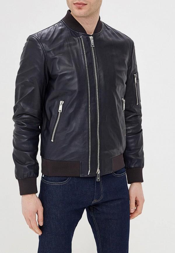 Куртка кожаная Emporio Armani Emporio Armani EM598EMDPXY4
