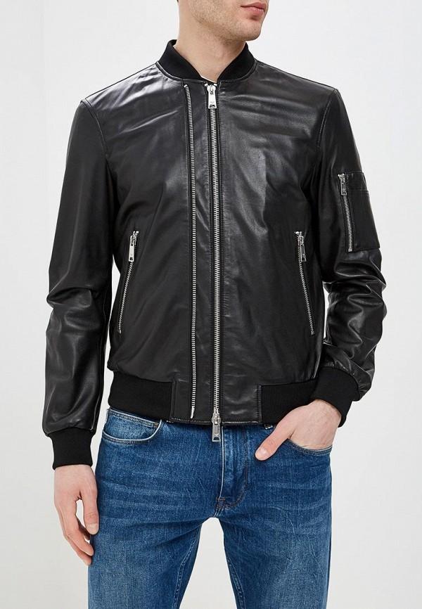 Куртка кожаная Emporio Armani Emporio Armani EM598EMDPXY5