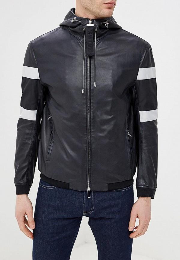 Куртка кожаная Emporio Armani Emporio Armani EM598EMDPXY6