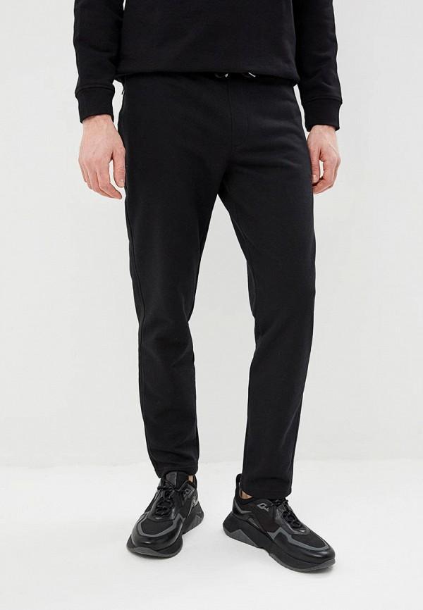 мужские спортивные спортивные брюки emporio armani, черные