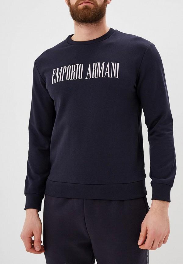 Свитшот Emporio Armani Emporio Armani EM598EMDPYD2 цена 2017