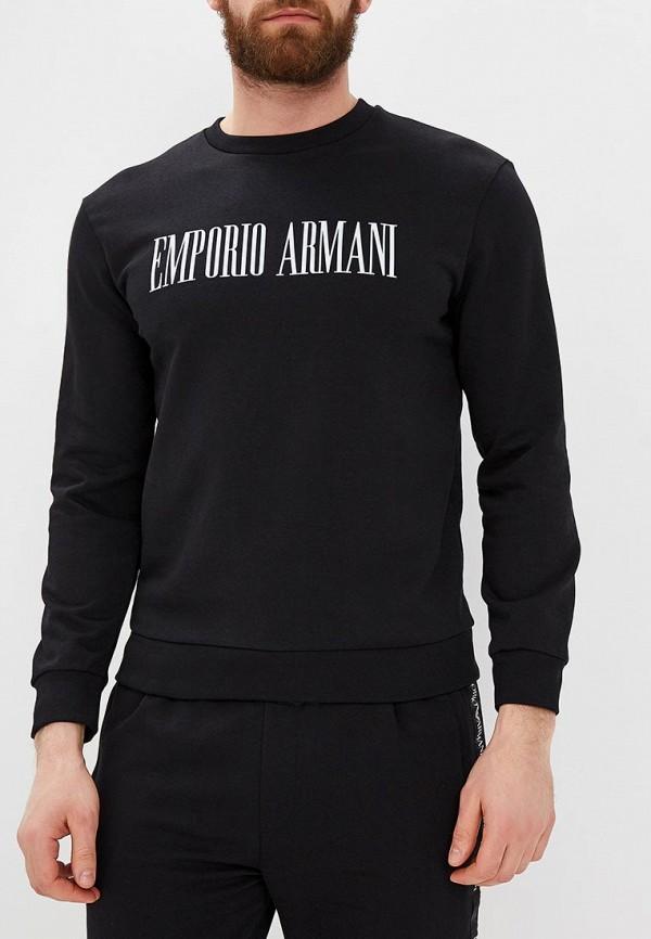 Свитшот Emporio Armani Emporio Armani EM598EMDPYD3 цена 2017