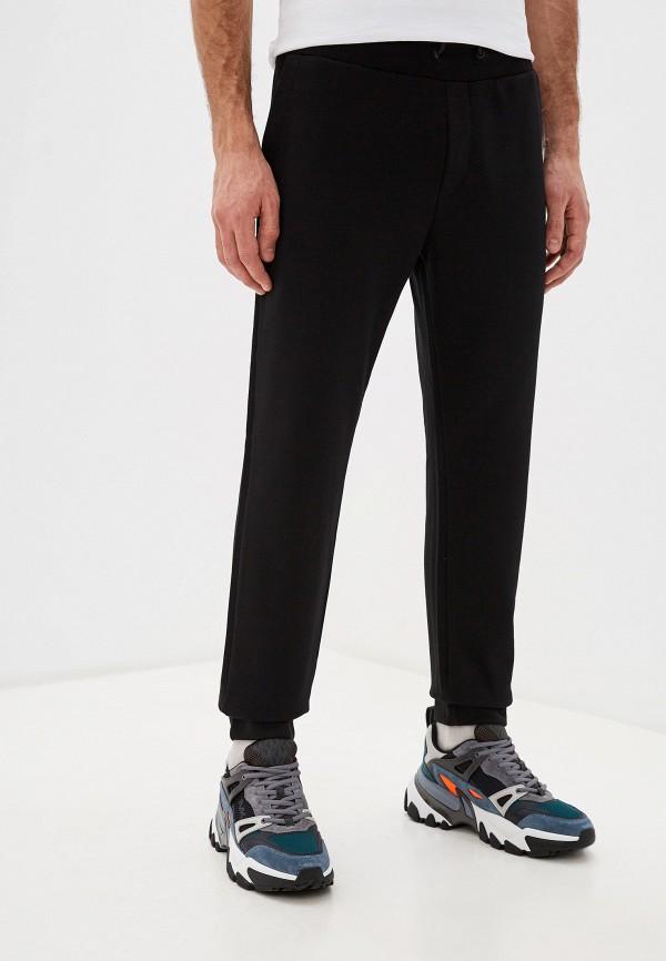 мужские спортивные брюки emporio armani, черные
