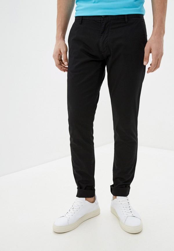 мужские повседневные брюки emporio armani, черные