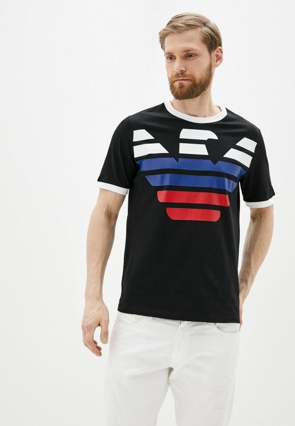мужская футболка emporio armani