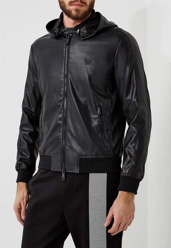 где купить Куртка кожаная Emporio Armani Emporio Armani EM598EMZWG52 по лучшей цене