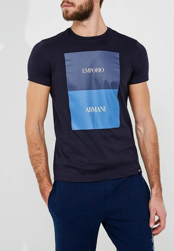 Футболка Emporio Armani Emporio Armani EM598EMZWH35 футболка мужская emporio armani anh05 cc ea