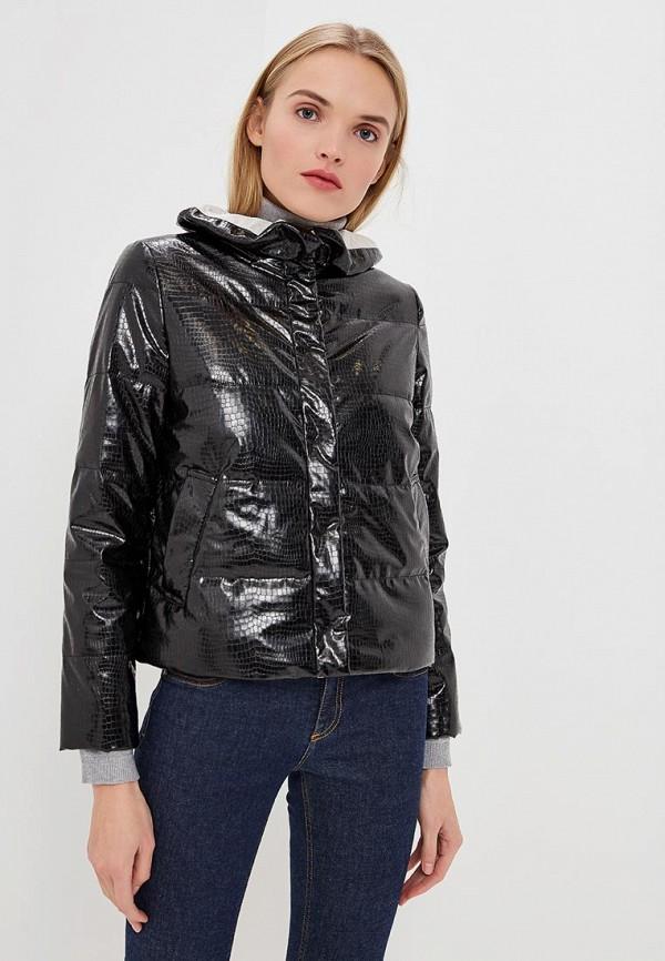 Куртка утепленная Emporio Armani Emporio Armani EM598EWBLMY8 куртка кожаная emporio armani emporio armani em598embllh2