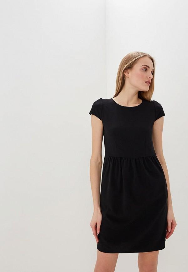 женское платье emporio armani, черное