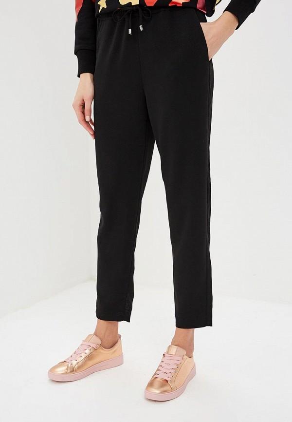 женские брюки emporio armani, черные
