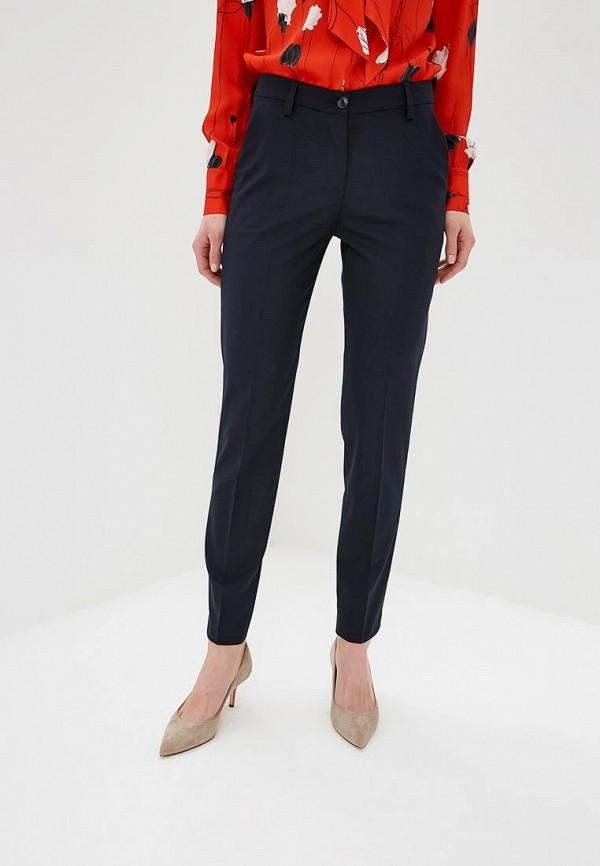 женские брюки emporio armani, синие