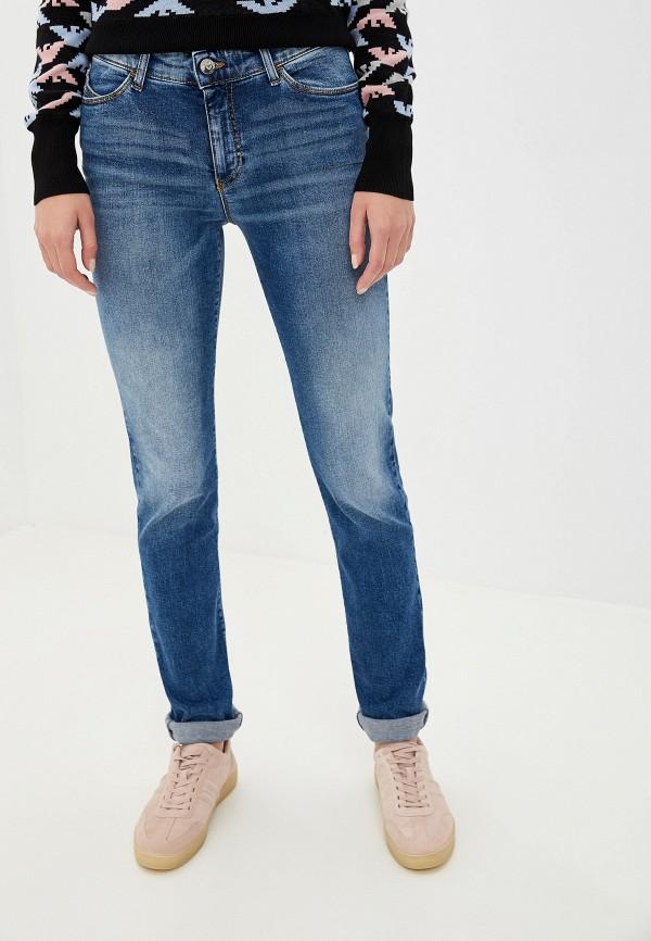 Фото - женские джинсы Emporio Armani синего цвета