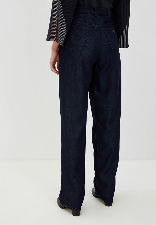 Фото 3 - женские джинсы Emporio Armani синего цвета