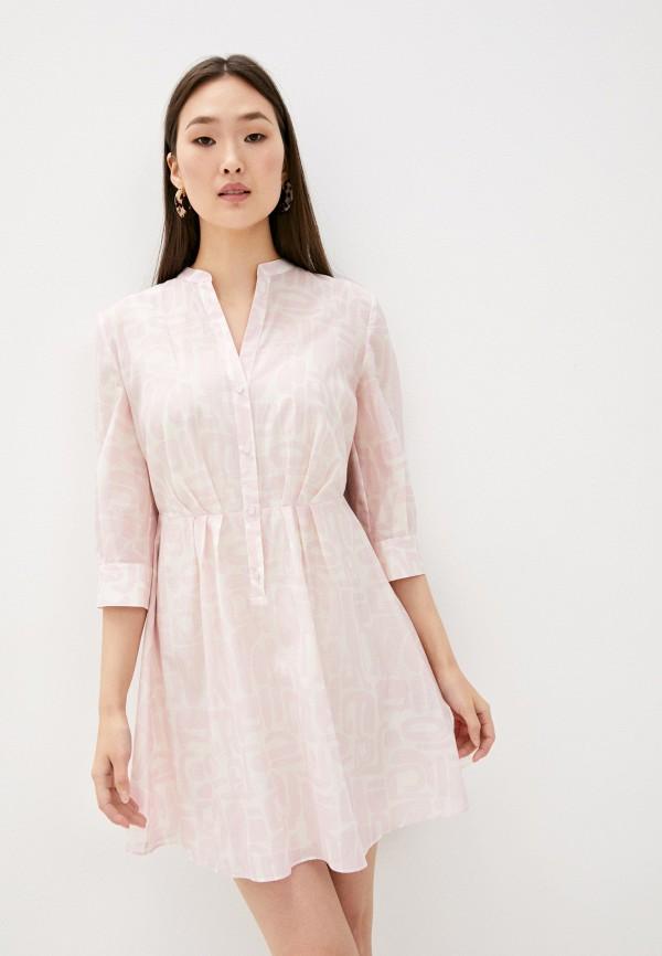 женское платье emporio armani