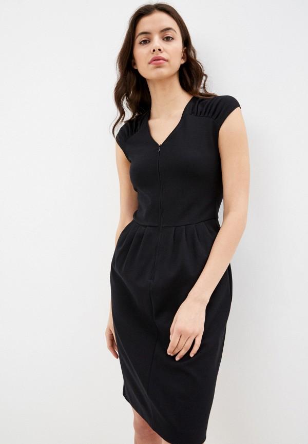 Фото безруковой в черном платье легко