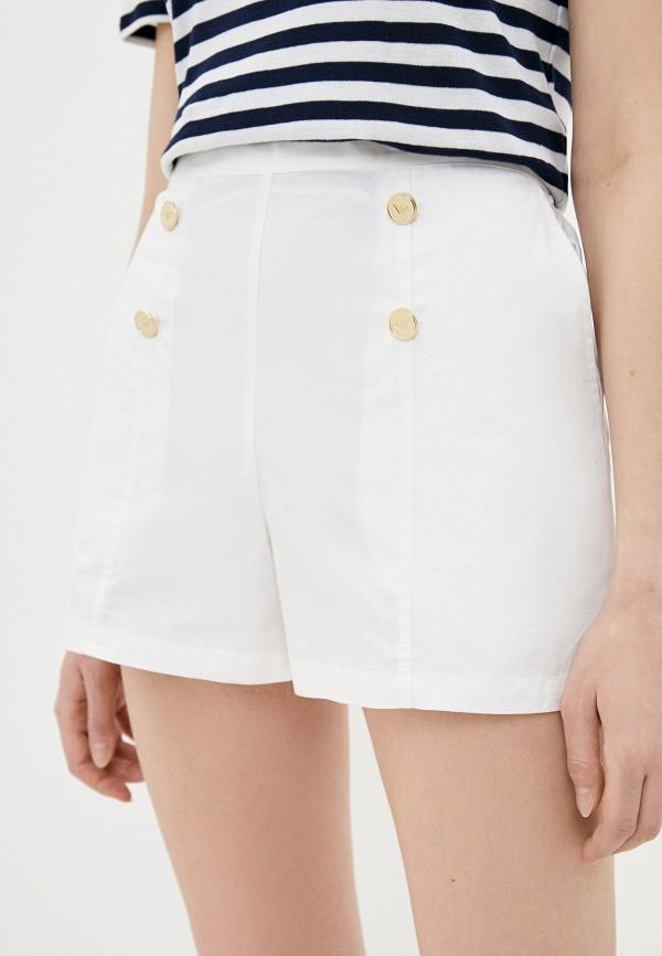 женские повседневные шорты emporio armani, белые