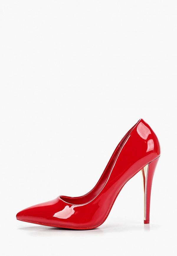 женские туфли enjoin', красные