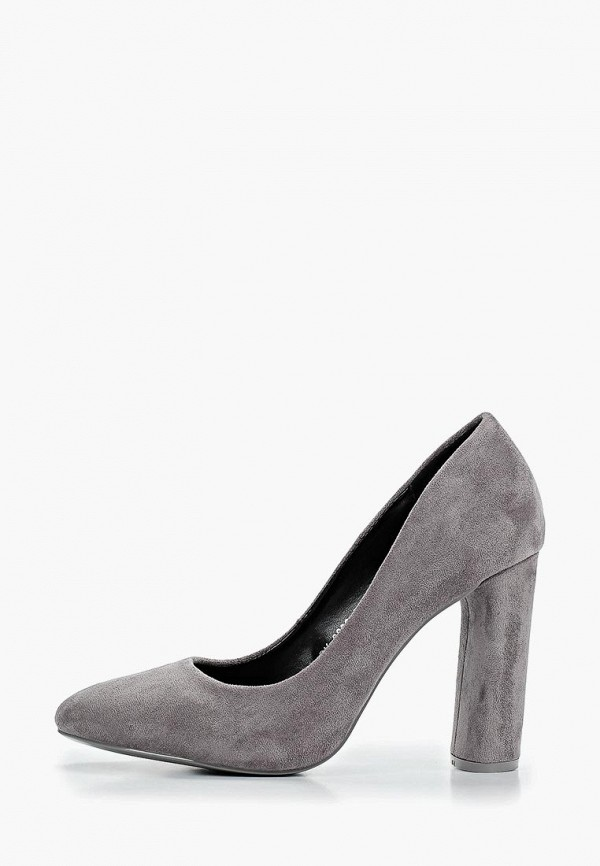 женские туфли enjoin', серые