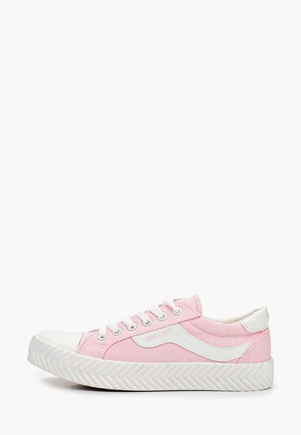 женские кеды enjoin', розовые