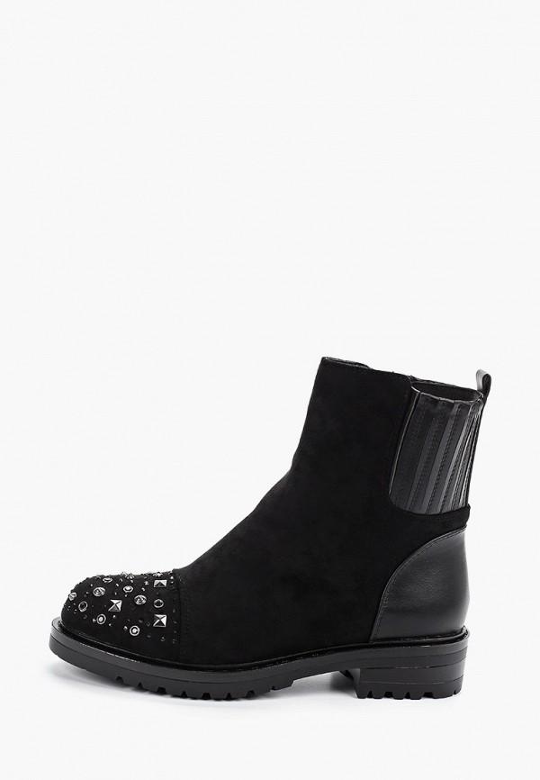 Купить Ботинки Enjoin' черного цвета