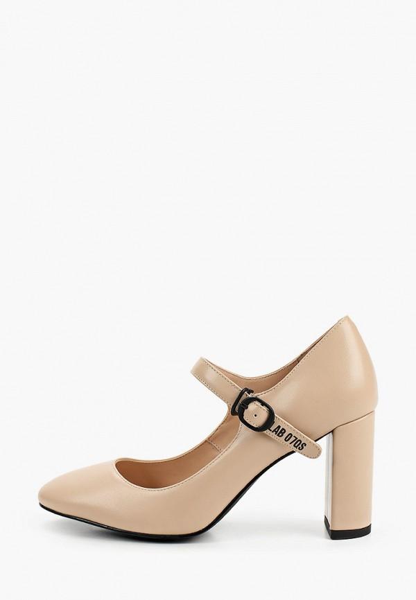 женские туфли enjoin', бежевые