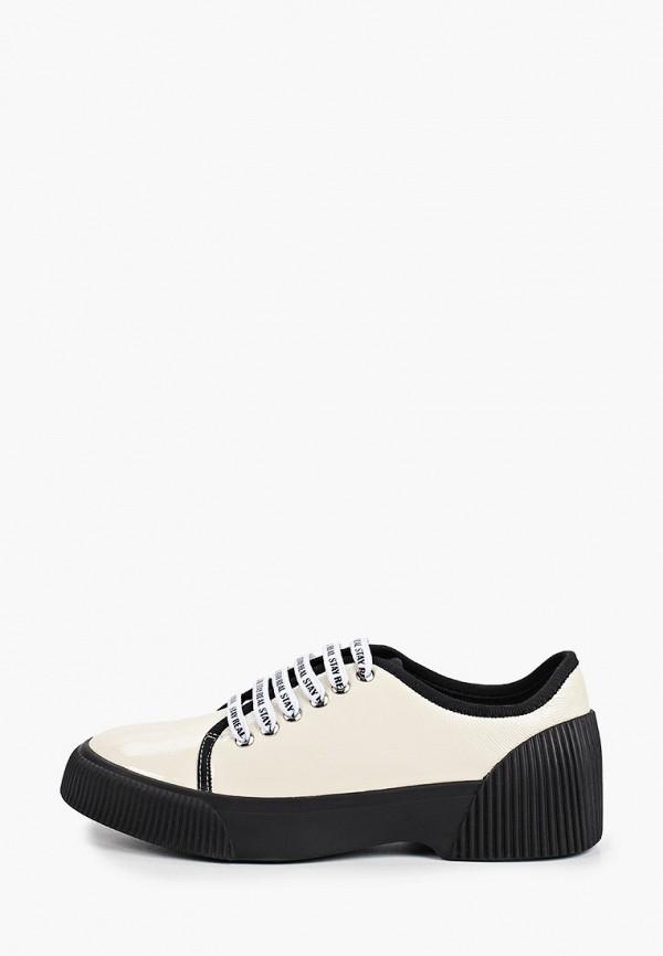 женские ботинки enjoin', белые