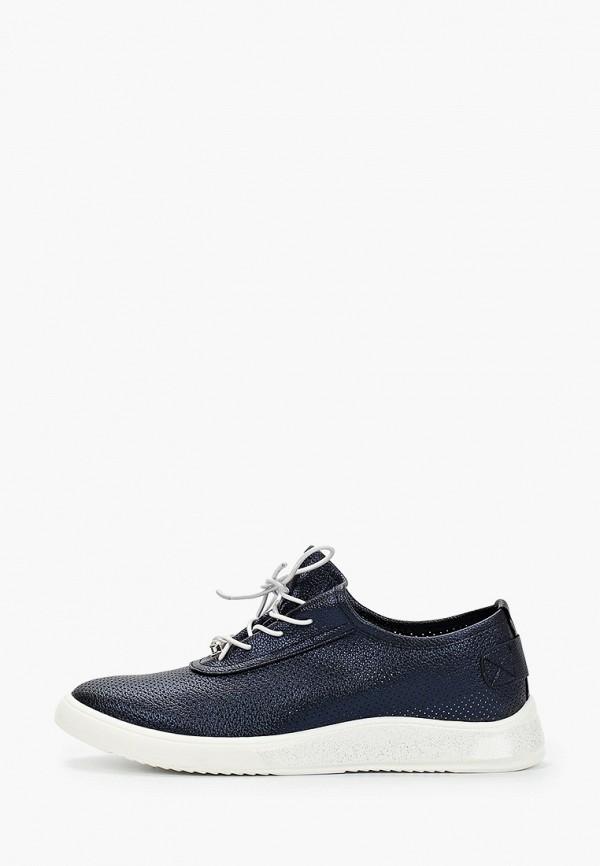 женские ботинки enjoin', синие