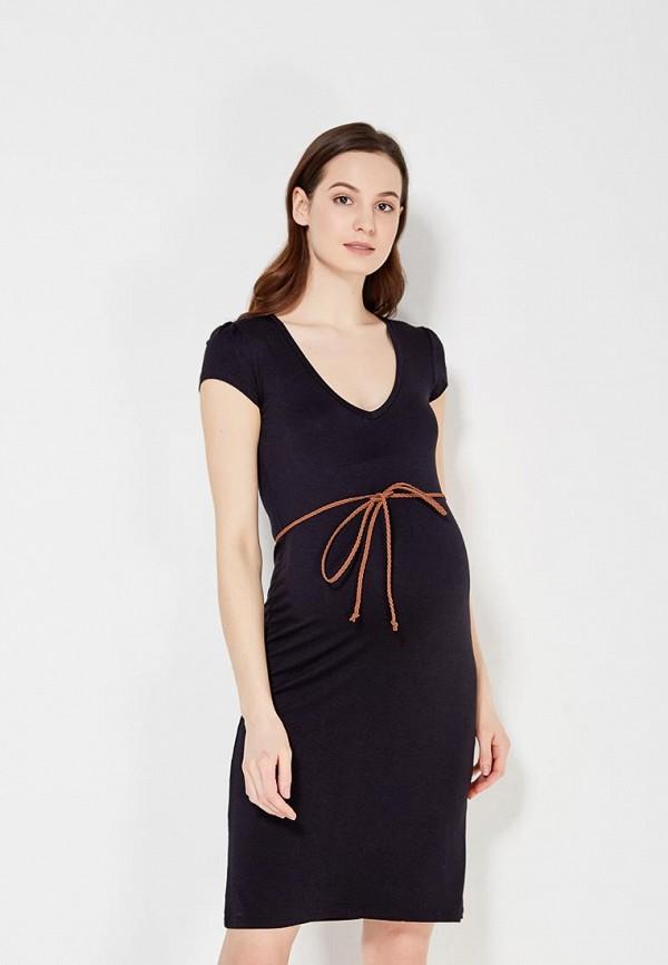 Купить Платье Envie de Fraise, en012ewaflo2, черный, Весна-лето 2018