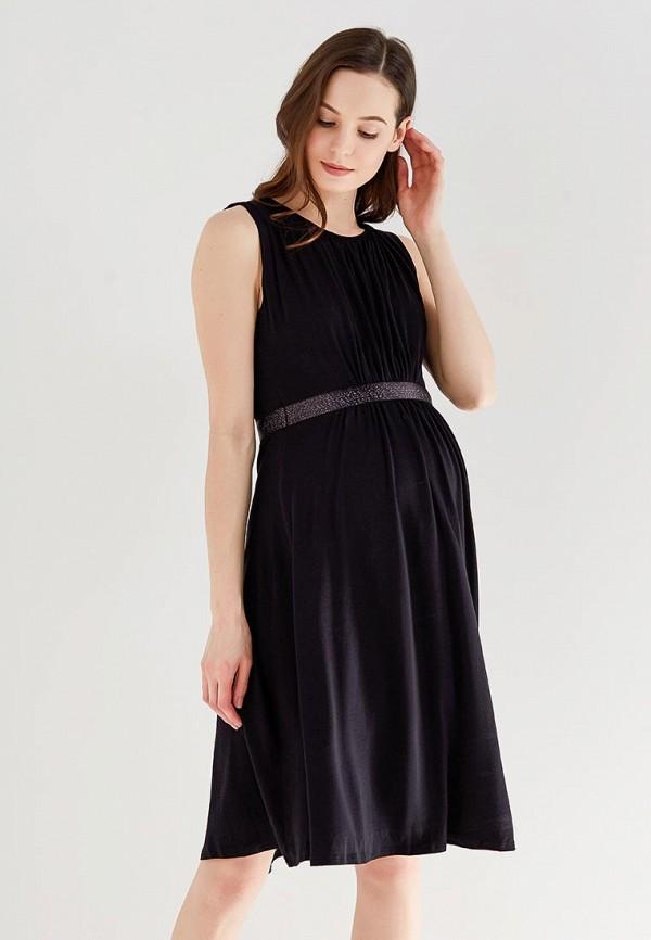 Купить Платье Envie de Fraise, en012ewaflo4, черный, Весна-лето 2018