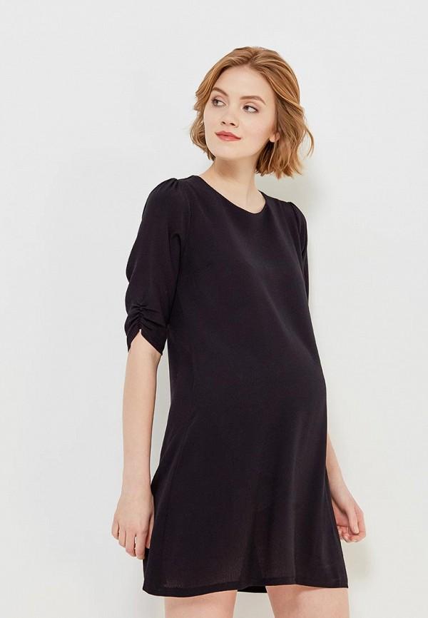 Купить Платье Envie de Fraise, en012ewaflo5, черный, Весна-лето 2018
