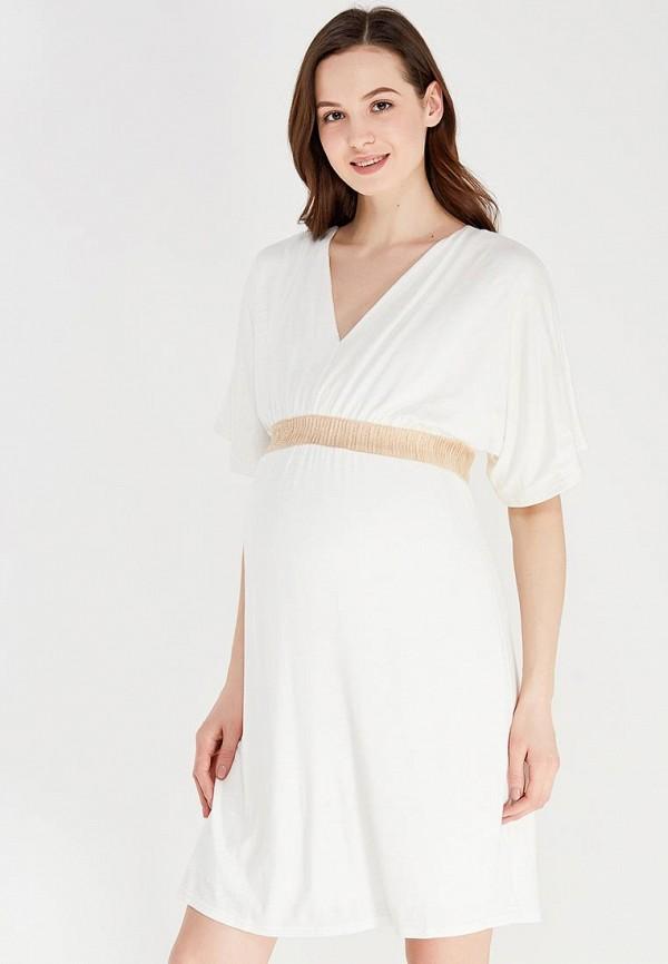 Купить Платье Envie de Fraise, en012ewaflo6, белый, Весна-лето 2018