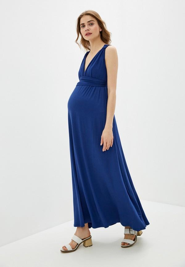женское платье envie de fraise, синее