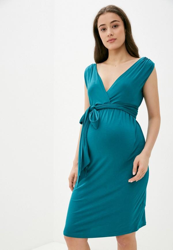 женское повседневные платье envie de fraise, зеленое