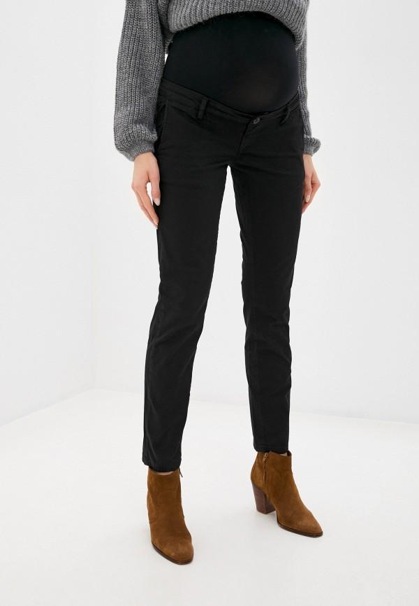 женские повседневные брюки envie de fraise, черные