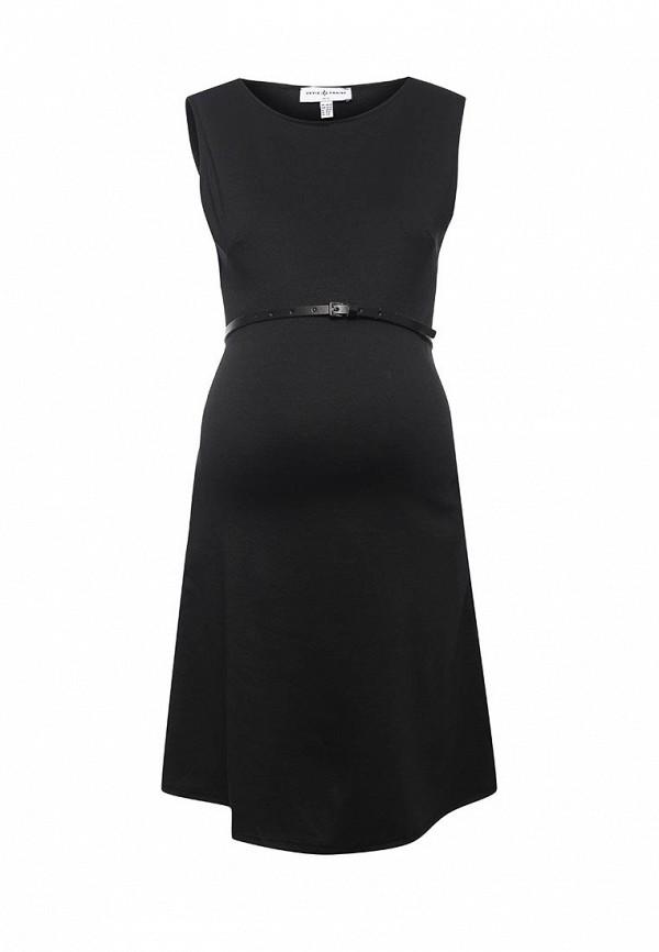 Купить Платье Envie de Fraise, en012ewpfp22, черный, Весна-лето 2017
